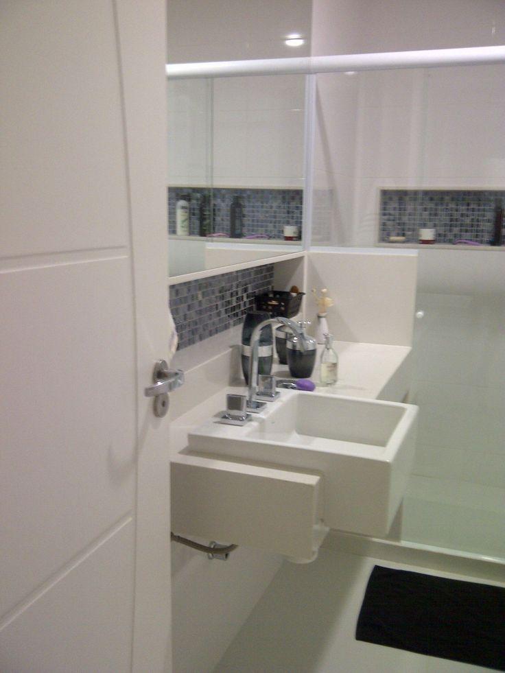 25+ best ideas about Cuba De Semi Encaixe on Pinterest  Gabinete banheiro co # Pia Banheiro Semi Encaixe