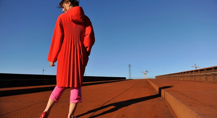 Marie Rebérat, créatrice de mode - Made in France