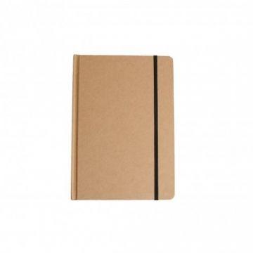 Notitieboekje, blanco niet-gelinieerd papier, 21,5 x 15 cm