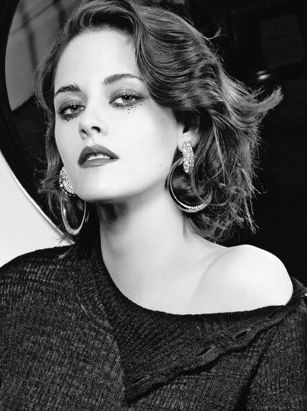Kristen Stewart para nova Campanha da Chanel Métiers Dárt Paris-Rome