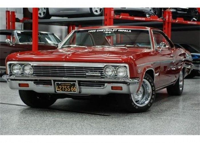 1966 Impala SS for Sale | 1966 Chevrolet Impala SS for Sale in Plainfield, Illinois Classified ...
