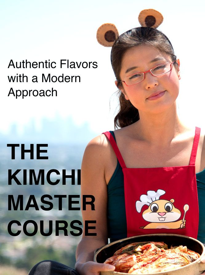 The Kimchi Master Course – Quick announcement and a favor