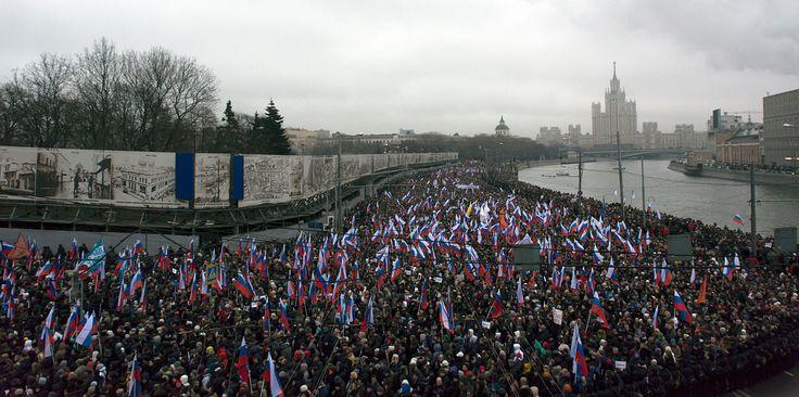 Boris Nemtsov's March (2) - Boris Nemtsov - Wikipedia, the free encyclopedia