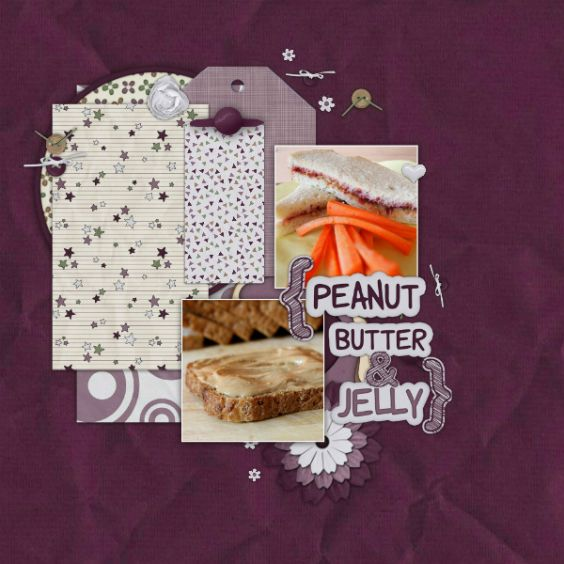 Layout created using Peanut Butter Jelly Time http://store.gingerscraps.net/Peanut-Butter-Jelly-Time-KIT-by-Heather-Z-Scraps.html by Heather Z Scraps and Summer'17 Group Template by Scrapping with Liz
