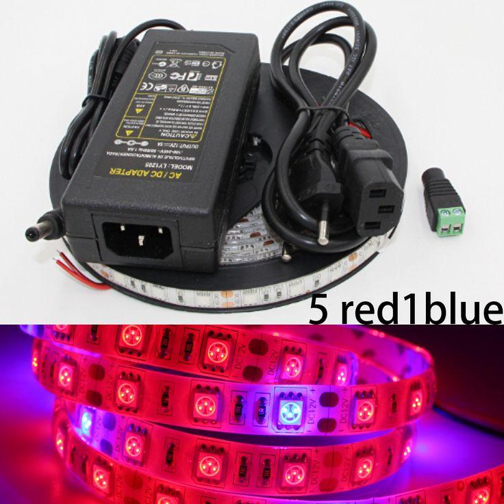 $5.23 (Buy here: https://alitems.com/g/1e8d114494ebda23ff8b16525dc3e8/?i=5&ulp=https%3A%2F%2Fwww.aliexpress.com%2Fitem%2FFull-Spectrum-LED-Grow-Lights-Horticulture-Grow-5050-strip-Light-power-adapter-for-Garden-Flowering-Plant%2F32691716698.html ) Full Spectrum LED Grow Lights Horticulture Grow 5050 strip Light + power adapter for Garden Flowering Plant Hydroponics System for just $5.23