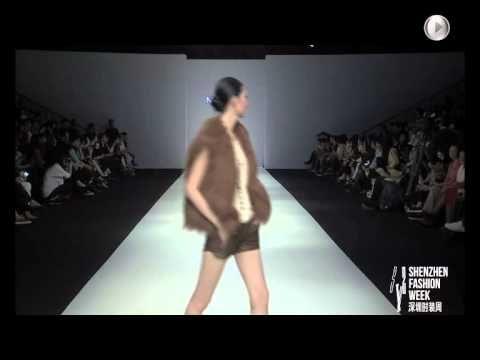 Vidéo Fashion Show Shenzhen ! Collection FW1516