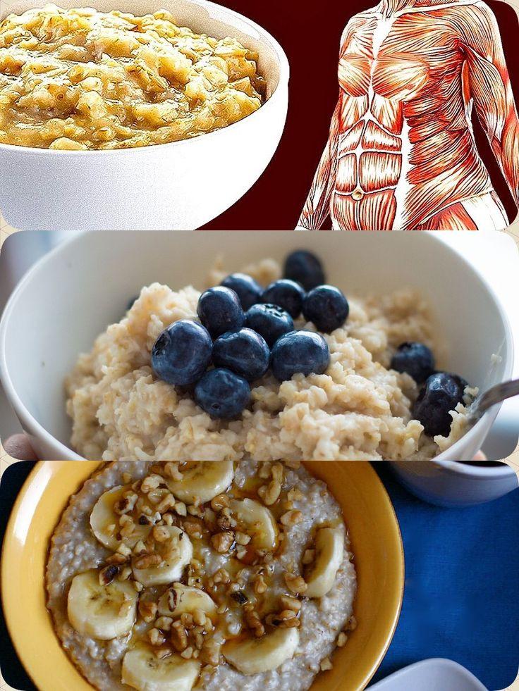Какую кашу есть по утрам при диете