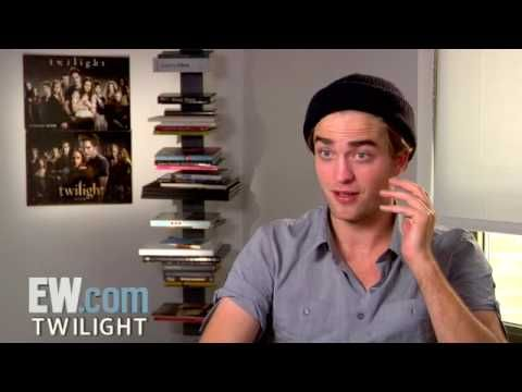 EW 2008 Twilight': Robert Pattinson Interview (Part 5 of 5) | Entertainment Weekly