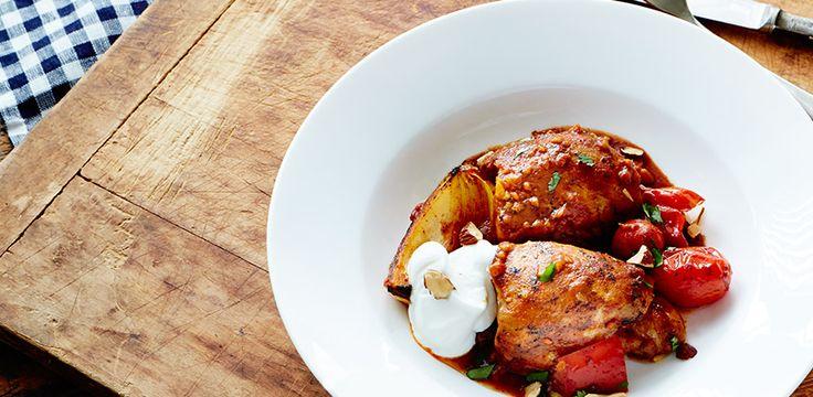 Hauts de cuisse de poulet – Produits – Exceldor | Recettes ...