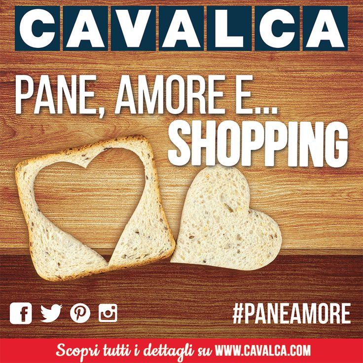 Da Cavalca arriva il San Valentino più goloso! Scopri #paneamore, la nuova iniziativa che premia le tue ricette speciali.  Scopri come partecipare su cavalca.com