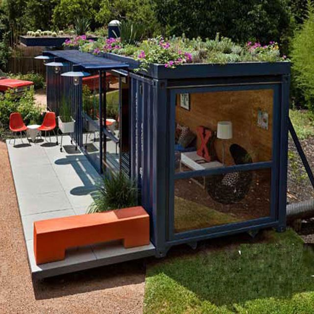 Source Low Cost Easy Assembling Shipping Container Homes For Sale