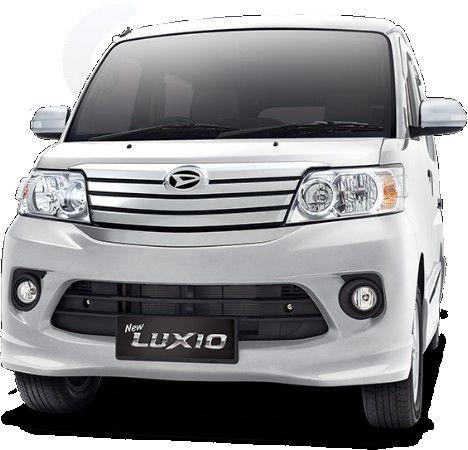 Spesifikasi, Harga, Promo dan Paket Kredit mobil Daihatsu luxio Terbaru di kota Madiun. Test Drive dan Pesan sekarang juga!