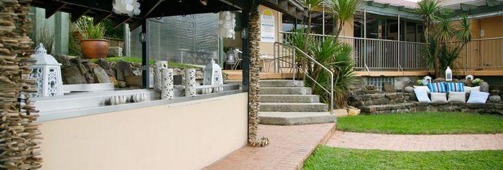 Bilgola Surf Life Saving Club  :: super affordable, beachy blank canvas venue