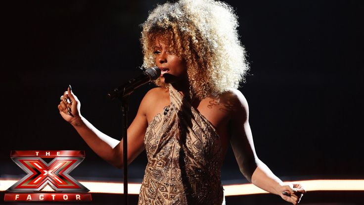 Fleur East sings Michael Jackson's Will You Be There | Live Week 5 | The X Factor UK 2014