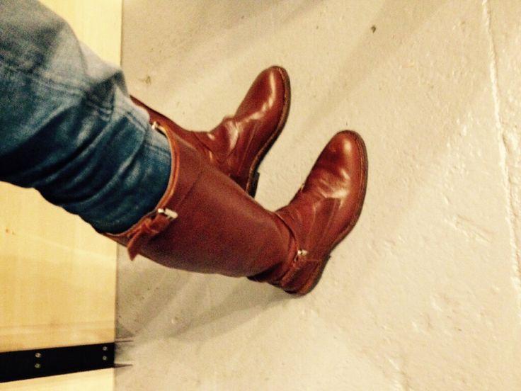 Cavalcatore boots