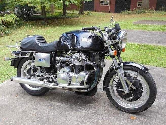 1974 Munch Mammoth TTS-E 1200 | Mecum auction, Motorcycle, Mecum