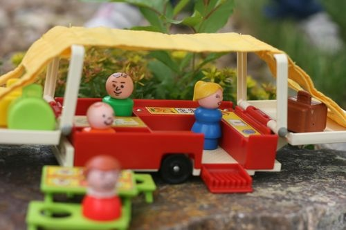 remember these?  fisher price little people!  Omg I loved these. I'm still mad my parents gave mine away! (not really but I want them back!!!)