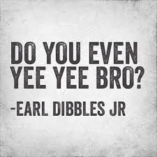 earl dibbles jr quotes - Google Search
