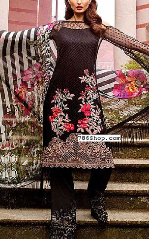 Black Net Suit | Buy Sobia Nazir Pakistani Dresses and Clothing online in USA, UK