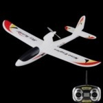 Nine Eagles 772B 2.4GHz 3-Channel Infrared Helicopter Airplane Toy with Remote Control
