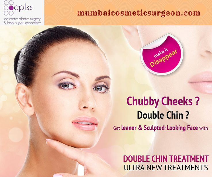 Worried of Weak or Saggy Chin? A Chin augmentation or chin reduction could help to add a perfect look.