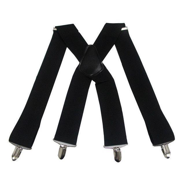 Newly Kids Bow Tie and Suspenders Set Girls Boys Suspender 3 Clips Y-Shape Elastic Braces Child Suspenders