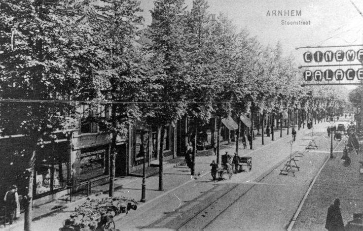 Steenstraat ca. 1920