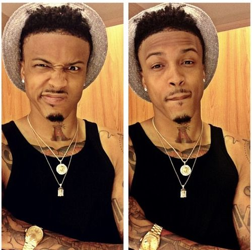 August Alsina ♡ Rapper. I love this man. His lyrics are so real. And he's gorgeous! Amazing young man.