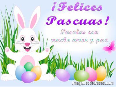 """100 tarjetas, postales y gifs animados con mensajes de """"Feliz Pascua"""" y """"Felices Pascuas"""" para compartir en Facebook y WhatsApp - Happy Easter   Banco de Imágenes Gratis"""