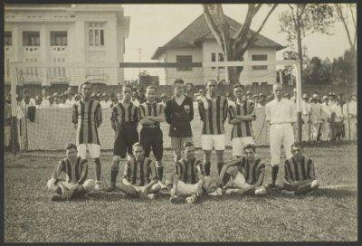 klub sepakbola di Aloen-Aloen Bandoeng. 1920-1930