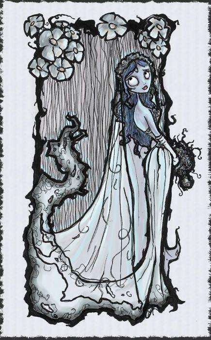 Corpse Bride by the Goblin Queen