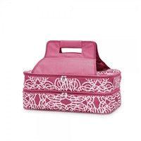 Buckhead Betties Pink Classic Curl Casserole Carrier