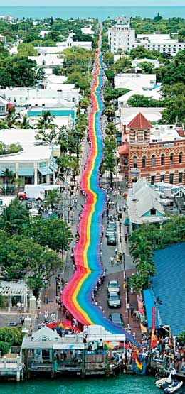 gay key west memorial day