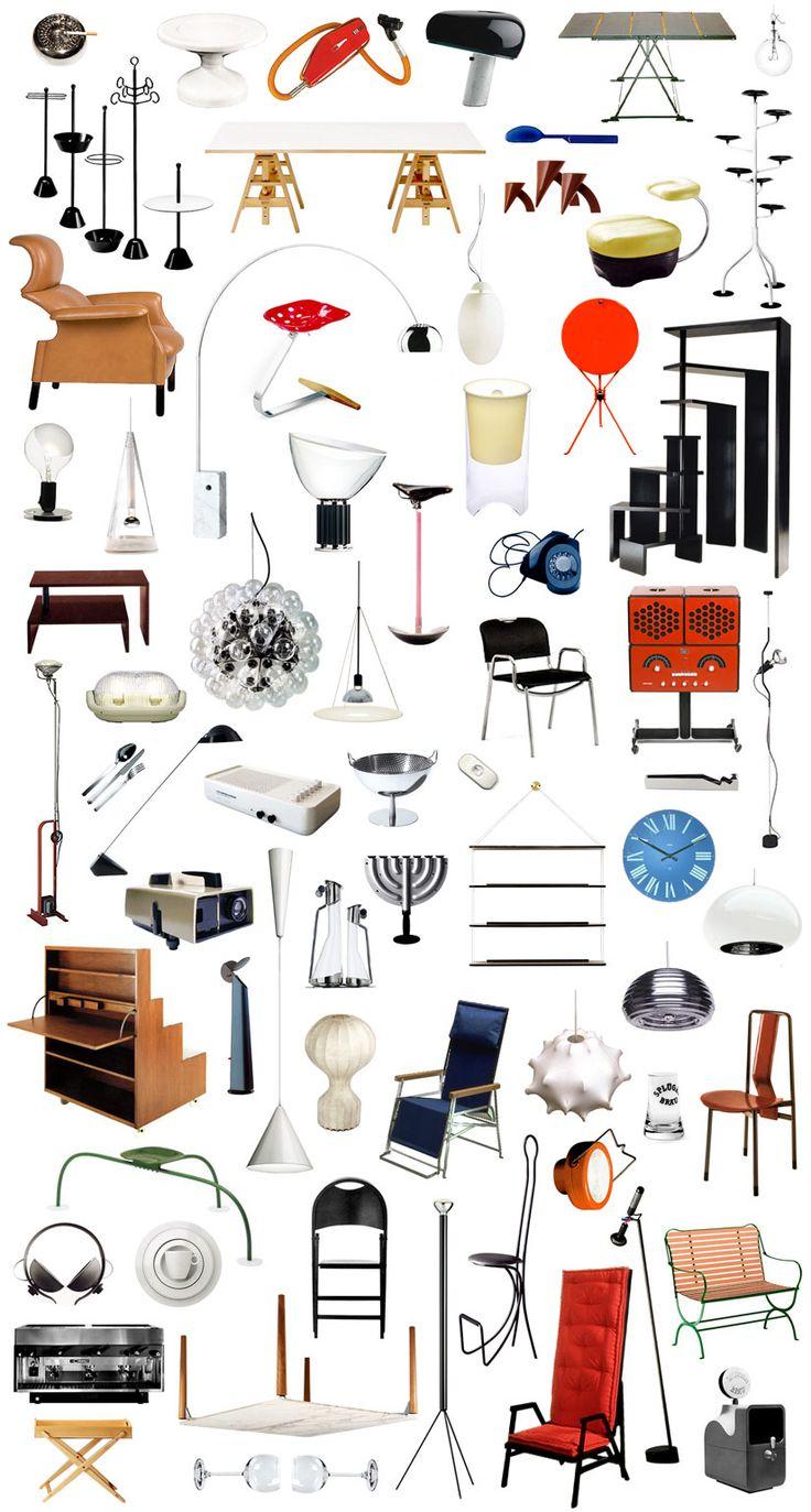 Castiglioni Objects