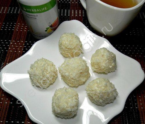 Рафаэлло — рецепт домашних конфет для тех, кто на диете. Безопасные сладости для диетической радости!