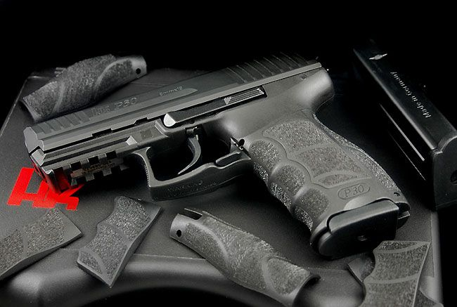HK P-30, The BEST Polymer pistol!