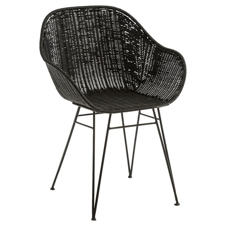 Esszimmer Ideen Stuhl Schwarz Stuhle Dekor