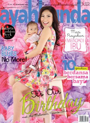 Ayahbunda's 19th edition on 2013 :: Special 36th Birthday Edition
