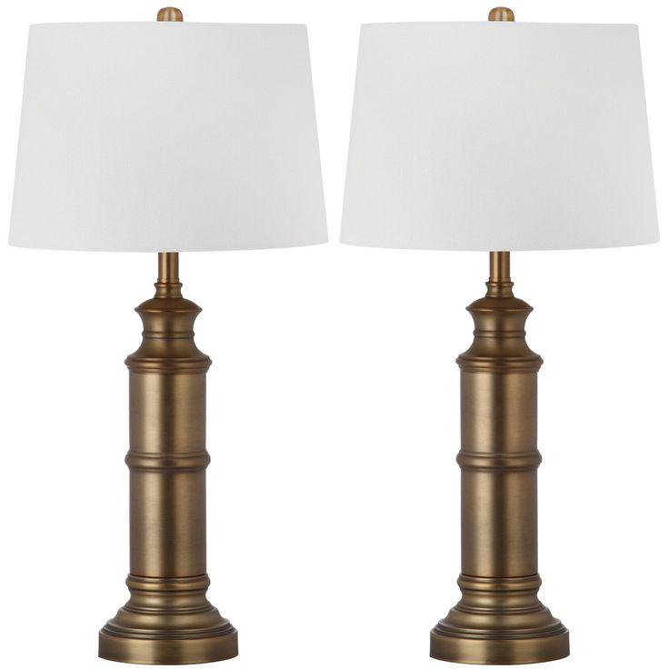 Safavieh Mariner Table Lamp - Set Of 2