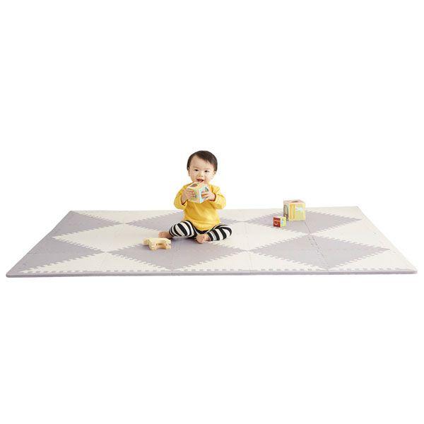 Playspot alfombra puzzle zigzag