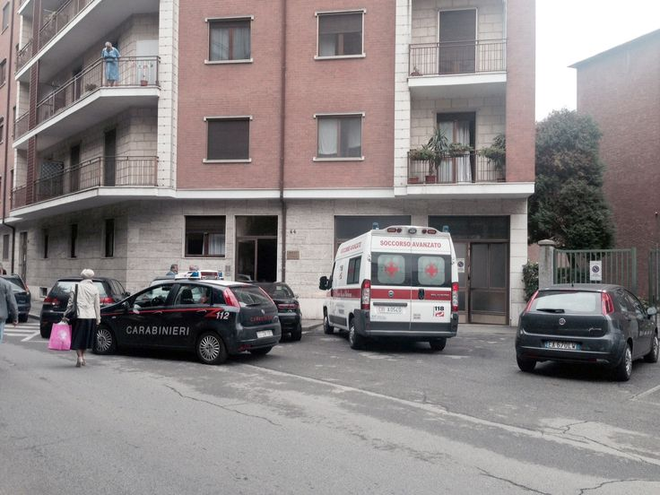 CHIVASSO. 80enne si suicida buttandosi dal sesto piano