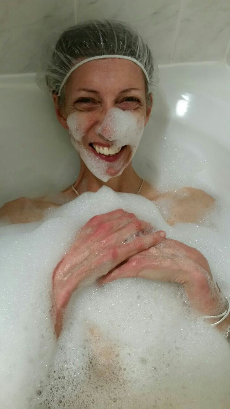 69. A bubble bath at the Thistle Hotel in Poole