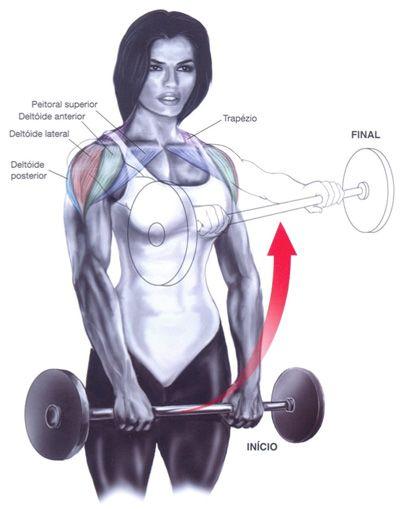 Exercícios p ombro