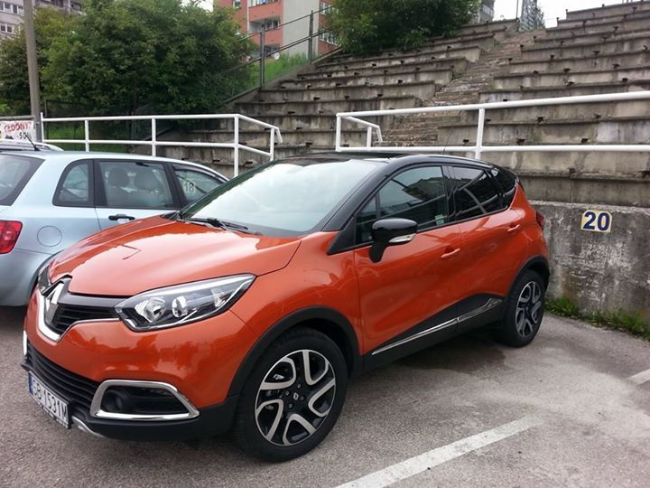 Testowanie rozpoczete  #kampaniaRenaultCaptur https://www.facebook.com/photo.php?fbid=539557209506425&set=p.539557209506425&type=1