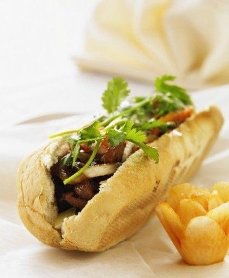 The Classic Vietnamese Sandwich You'll Love: Banh Mi | Shine Food - Yahoo Shine