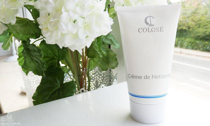 GiZ-Blog.dk - Colosé vaskecreme til uren og fedtet hud