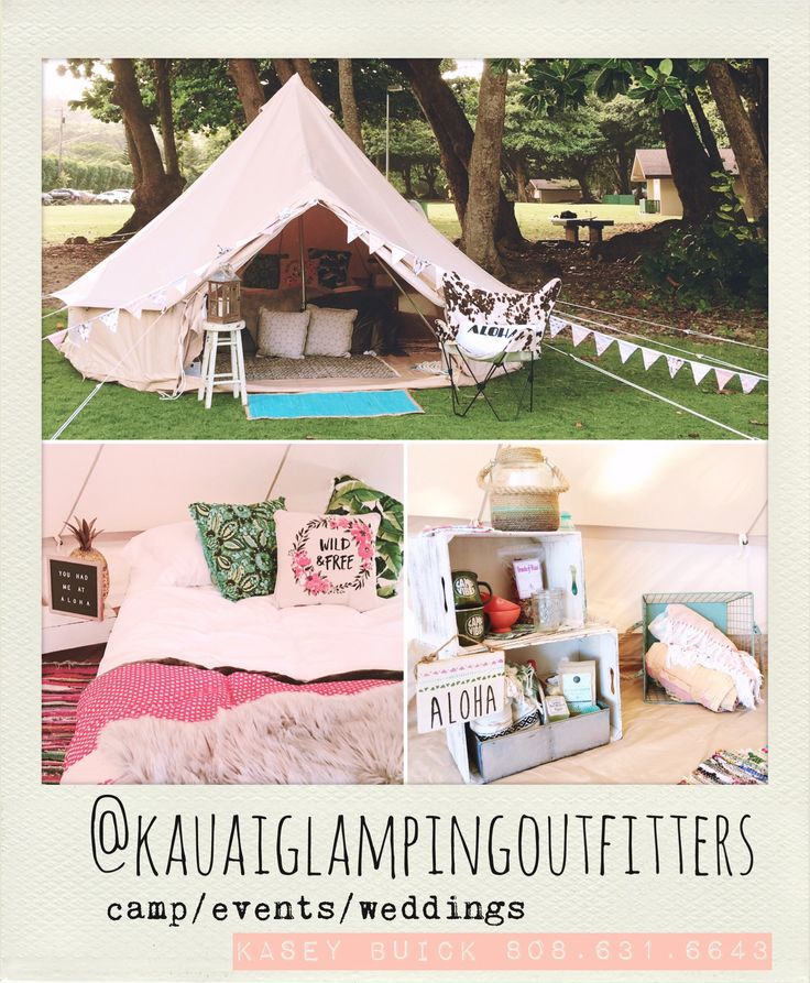 10 Best Kauai Glamping Outfitters Images On Pinterest