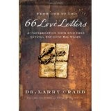 66 Love Letters: A Conversation with God That Invites You into His Story (Hardcover)By Lawrence J. Crabb