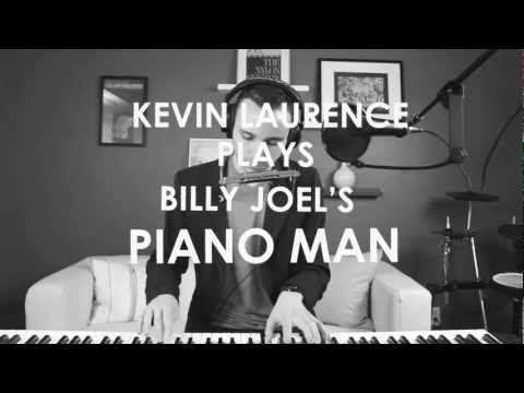 how to play piano man on piano