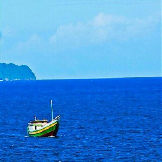 Gulf of Matarape. South East Sulawesi.